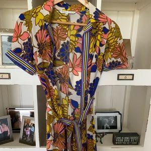Trina Turk shirt dress - size 4!